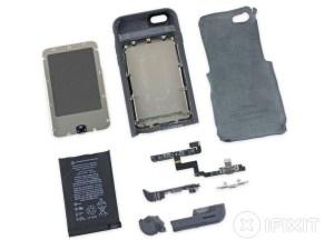 apple smart case desmontada
