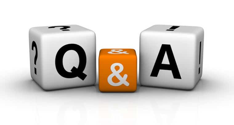 question and answers for SEO