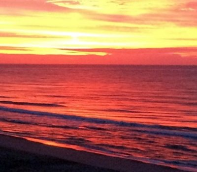 sunrise north topsail beach