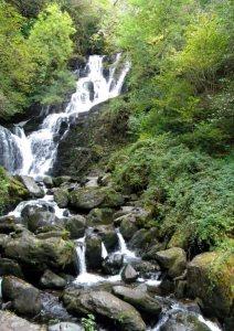 Torc Waterfall - Killarney Park