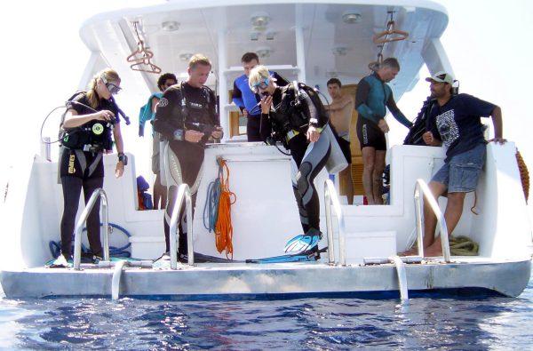 Immersioni a Portofino in AMP