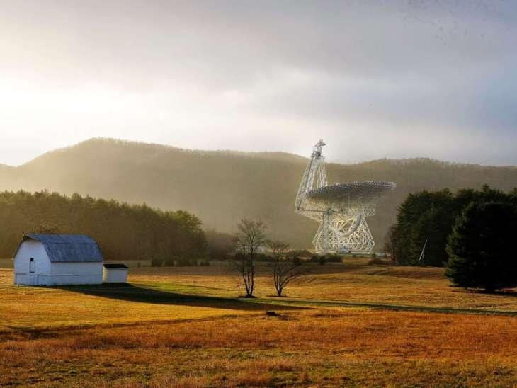 green-bank-telescope