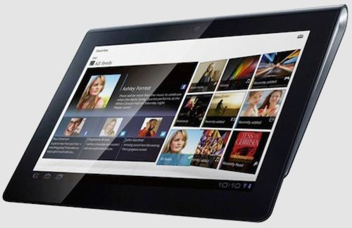 Планшетный компьютер Sony Tablet S