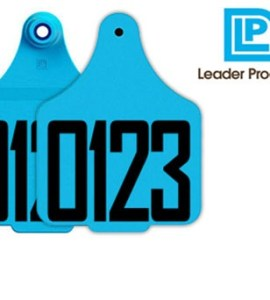 New Leader VID Cattle Tags