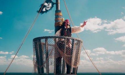 Lonely Island – Jack Sparrow