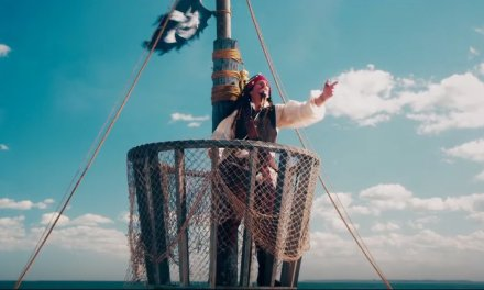 Lonely Island – Jack Sparrow