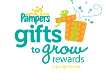 *75 Points* Pampers Gifts To Grow Codes