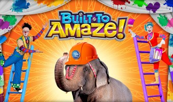 Ringling Bros & Barnum and Bailey Circus *GIVEAWAY*