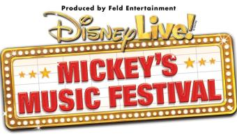 Disney Live! Mickey's Music Festival *GIVEAWAY*