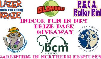 Indoor Fun In NKY Resource and *Prize Pack Giveaway*