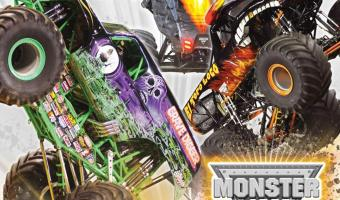 Monster Jam! *GIVEAWAY*