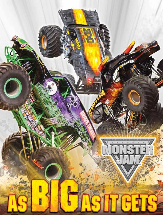 How Monster Jam Savvy Are You?? Test Your Knowledge With Monster Jam Trivia