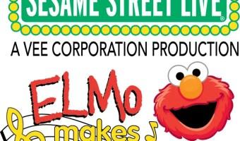 Sesame Street Live: Elmo Makes Music GIVEAWAY