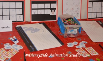 How To Draw Disney Characters w/ Free Mickey Mouse, Pluto, and Donald Duck Downloads  #DisneySide