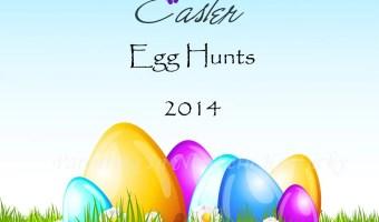 Northern Kentucky Easter Egg Hunts 2014