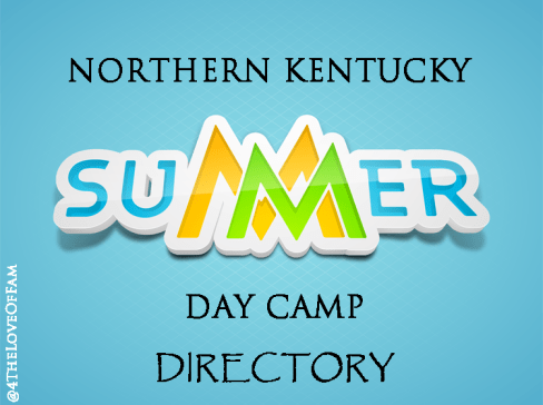 Have you signed up for camp yet? NKY Kid's Summer Day Camp Directory