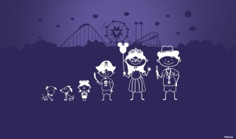 Disney Personalized Family Decal *FREE*  #DisneySide