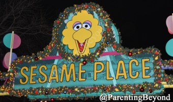 A Sesame Place Adventure Scrapbook & Park Tips – July 2014