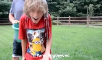 Jay Accepts The ALS Ice Bucket Challenge #ALSIceBucketChallenge