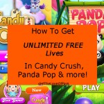 how to get unlimited lives in machington