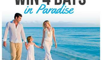 WIN A Beaches or Sandals Resorts Vacation Experience!