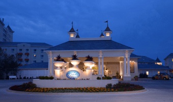 What They Didn't Renovate At Hotel Breakers, Cedar Point -Ohio
