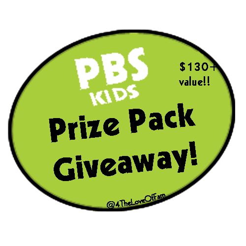 What an awesome giveaway!!! It would be great to win this PBS Kids prize pack with prizes from Wild Kratts, Dinosaur Train, Sesame Street, Word World and Super Why!  @4TheLoveOfFam #ChrsitmasInJuly GRAND PRIZE!