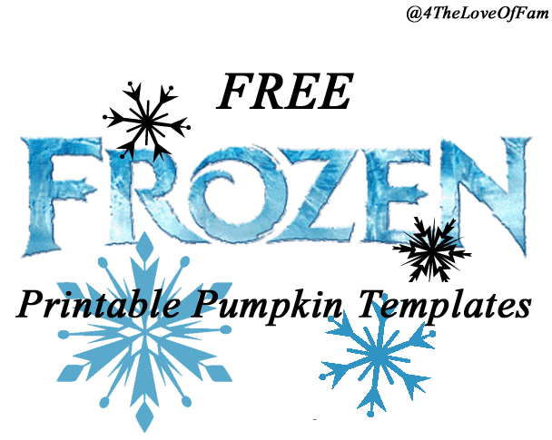 free disney u0027s frozen pumpkin carving halloween templates free stencil