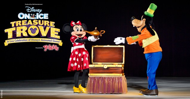 Disney On Ice Presents Treasure Trove In Cincinnati!