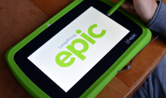 Adding Google Play Apps To The Leapfrog Epic