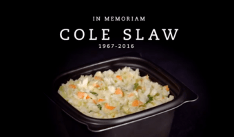 The Chick-fil-A Cole Slaw Rumors are TRUE (But We Have The Recipe For You)