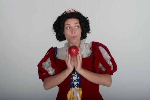 "Get Ready For The World Premiere Of ""Snow White and the Dancing Dwarfs"""