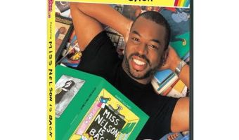 "READING RAINBOW DVD ""Miss Nelson Is Back"""