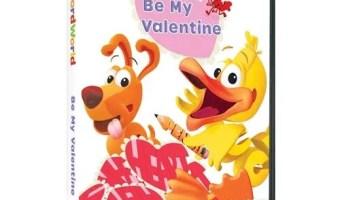 """WORDWORLD DVD """"Be My Valentine"""""""