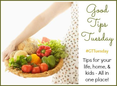 Good Tips Tuesday LinkUp Party #109