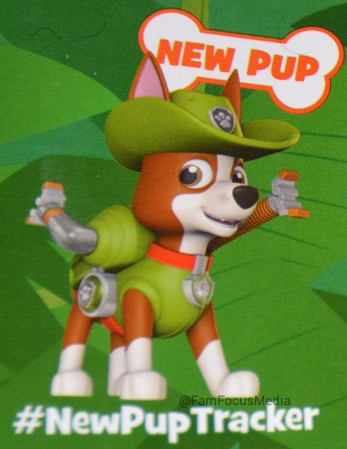 There's a new pup in Adventure Bay! Nick Jr's New Pup Tracker on Paw Patrol!
