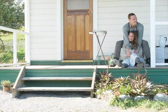 TBD 2016 – The Light Between Oceans (DreamWorks Pictures)