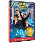 "ODD SQUAD DVD ""Dance Like Nobody's  Watching"""