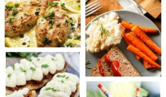 Amazing and Simple Dinners Round Up
