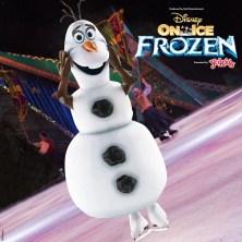 Disney On Ice Presents FROZEN Cincinnati May, 2016