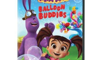 "Kate & Mim-Mim DVD Release: ""Balloon Buddies"""