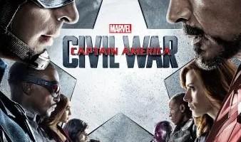 Disney & Marvel's Captian America: Civil War Behind The Scenes Photos