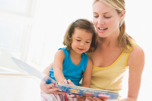 Great tips on How to Read Aloud to a Child That Won't Sit Still