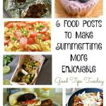 6 Food Posts to Make Summertime More Enjoyable