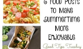 6 Food Posts to Make Summertime More Enjoyable