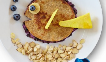 Finding Dory Quesa-Dory Quesadilla Recipe + Baby Dory Clip