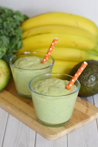 My kids think this is the greatest drink ever! Brain Boosting Superfood Smoothie Your Kids Will LOVE!