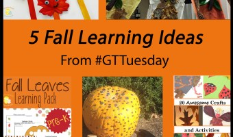 5 Fall Learning Ideas From #GTTuesday