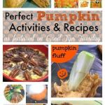 Perfect Pumpkin Activities and Recipes From #GTTuesday