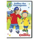 Caillou The Courageous DVD Release